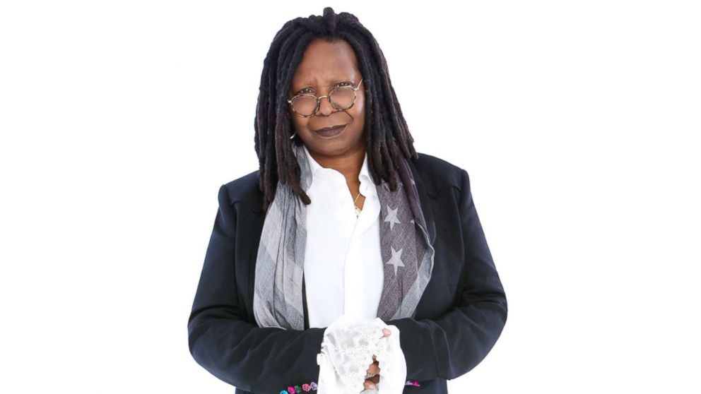 """Whoopi Goldberg is the moderator on ABC's """"The View"""" which airs Monday-Friday (11:00 am-12:00 pm, ET) on the ABC Television Network."""