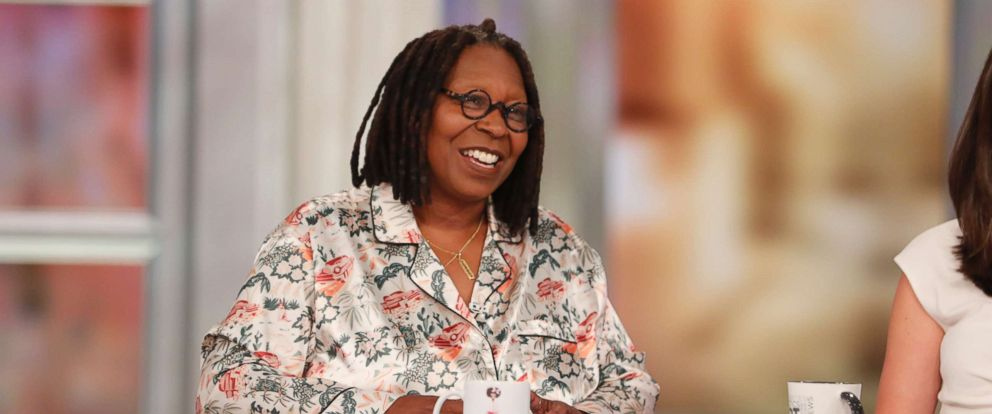 """PHOTO: Whoopi Goldberg on """"The View,"""" Oct. 17, 2018."""