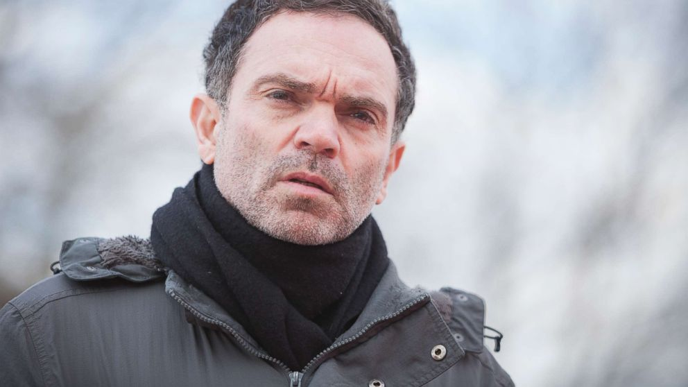 Yann Moix, French writer and director, March 5, 2018, in Calais, France.